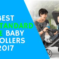 5 Best Top Standard Size Baby Strollers 2017