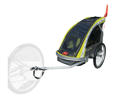 Allen Sports Premier 2 Bike Stroller - Best Bike Strollers for Baby