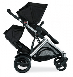Best Top Standard Size Baby Strollers - Britax B Ready Big Basket With Big Canopy Stroller