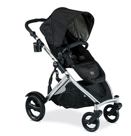 Best Top Standard Size Baby Strollers - Britax B Ready
