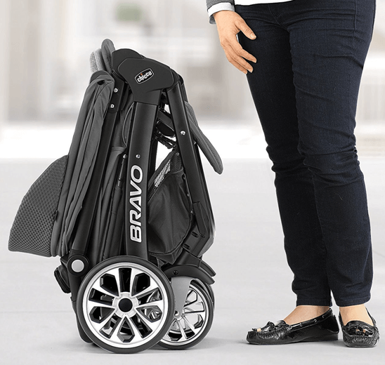 Best Top Standard Size Baby Strollers - Chicco Le Baby Strollers