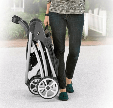 Best Top Standard Size Baby Strollers - Chicco Viaro stroller One Super Compact Stroller