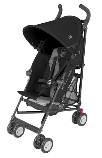 Best Top Standard Size Baby Strollers - Maclaren Triumph Stroller