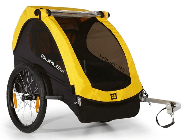 Burley Design Bee Bike Trailer - Best Bike Strollers for Babies