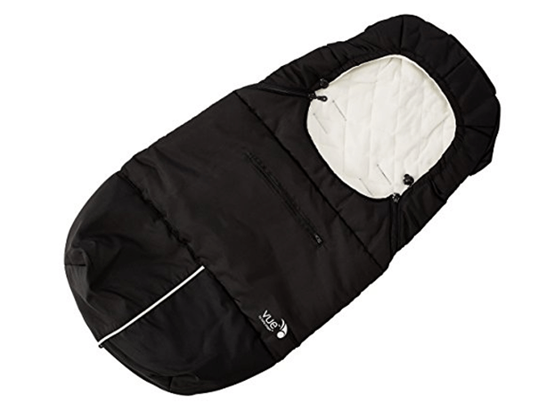 Baby Jogger VUE Foot Muff - Best Baby Stroller Buntings and Foot Muffs -