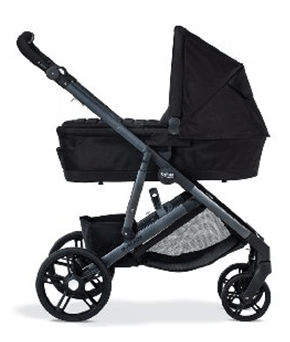 Britax 2017 B-Ready Stroller - Best Strollers with Bassinets for Toddlers and babies