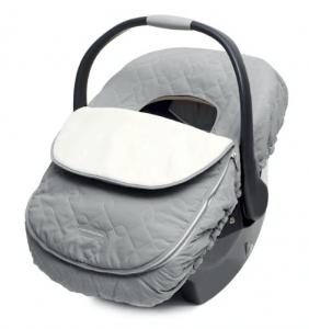 JJ Cole Urban Bundleme Ocean Infant - Best Baby Stroller Buntings and Foot Muffs