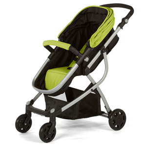 Urbini Omni Solo Versatile Convertible Stroller - Best Strollers with Bassinets for Babies