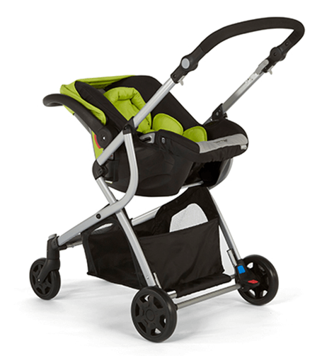Urbini Omni Solo Versatile Convertible Stroller - Best Strollers with Bassinets for Toddlers