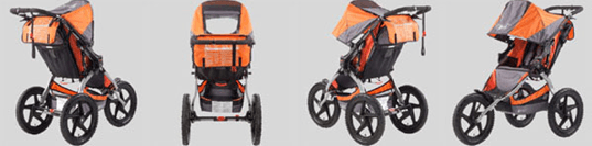 BOB Sport Utility Stroller Double Review