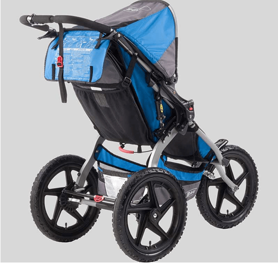 BOB Sport Utility Stroller Review By Fitness Expert