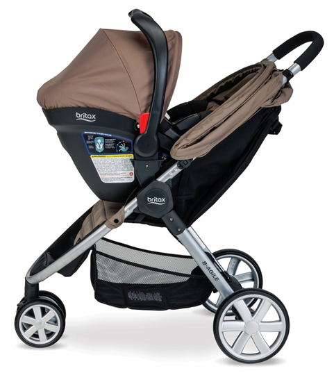 Britax B-Agile 4 Stroller Reviews