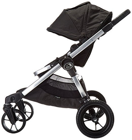 Baby Jogger City Elite Stroller Review - luxury convertible stroller