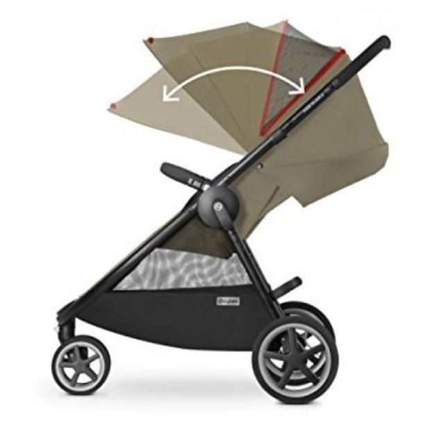 Cybex Agis M-Air3 Stroller Review price umbrella