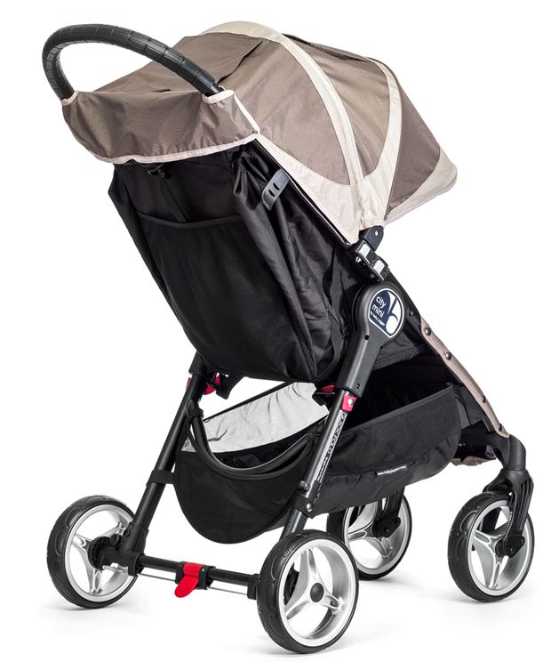Baby Jogger City Mini 4 Wheel Stroller Review 2019