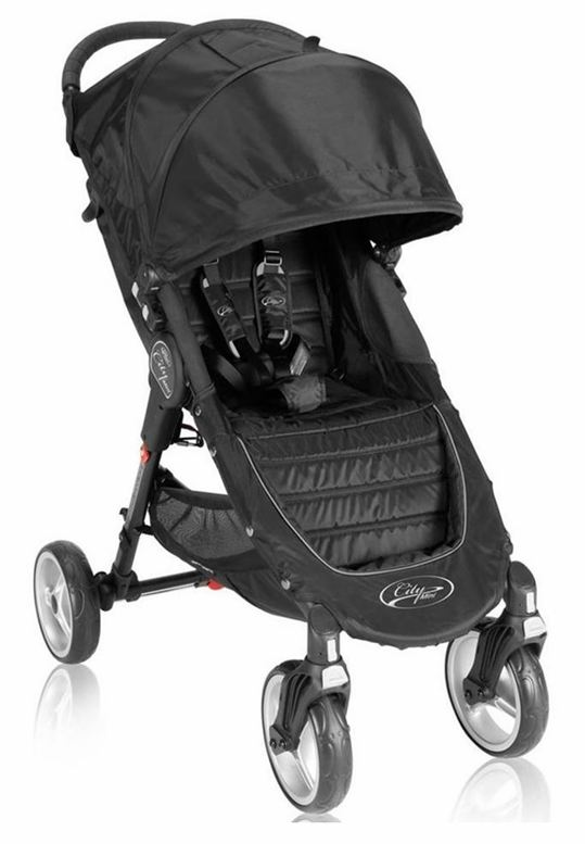 Baby Jogger City Mini 4 Wheel Stroller Review 2019